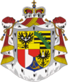 Escudo actual de Liechtenstein